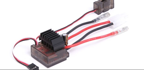 1/10 BRUSHED WATER RESISTANT ESC