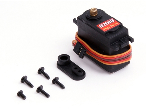 BSD RACING WATER RESISTANT HIGH POWER SERVO, 9KG PULL