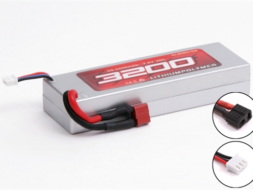 BSD RACING 7.4V 3200MAH LI-PO BATTERY