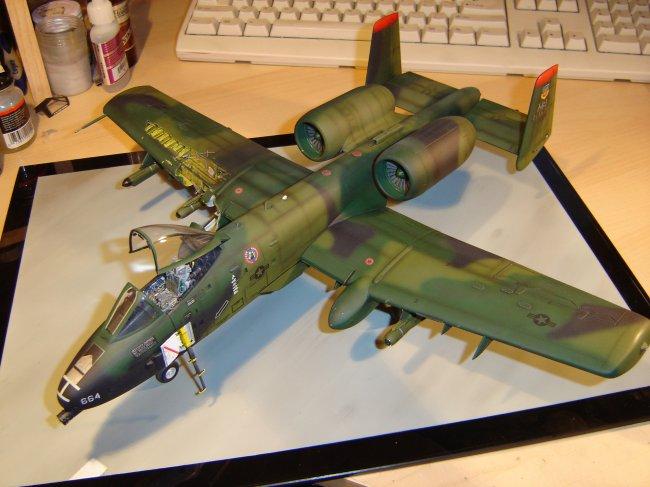 Tamiya 1/48 A-10A Thunderbolt II