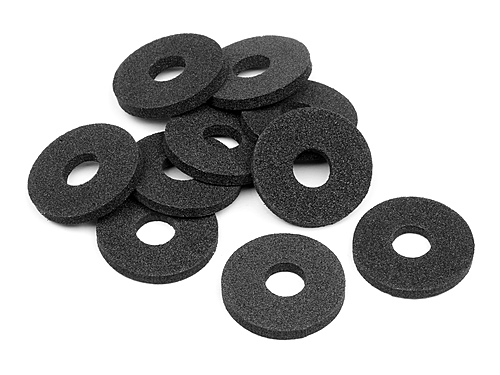 Foam Body Washers (10pcs)