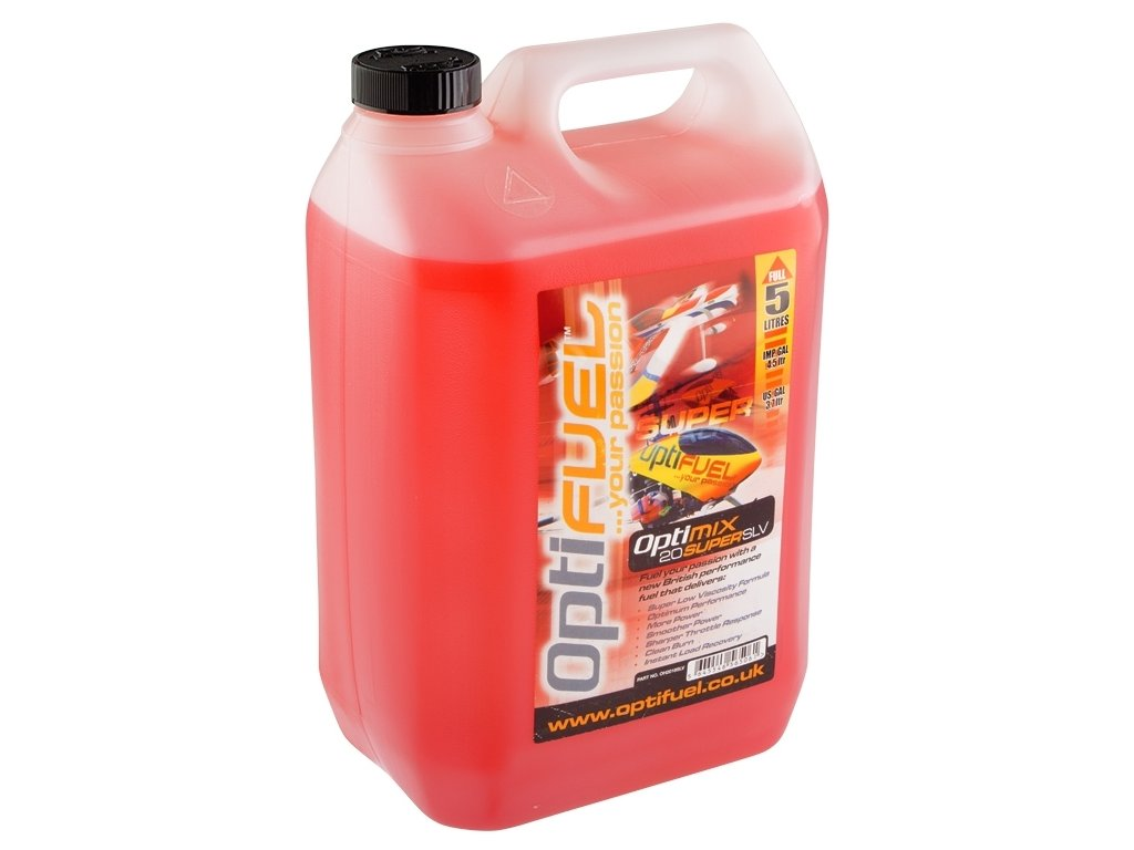 Optifuel Optimix 12% 4 Stroke Fuel 5 Litres
