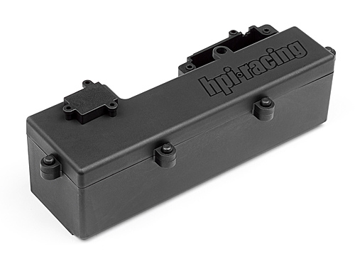 Bullet Flux Battery and Receiver Box Plastic Parts