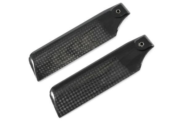 Pro 3D 107mm Carbon Fiber tail blade