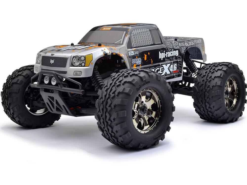 Hpi Racing Savage X 4.6 Big Block Nitro