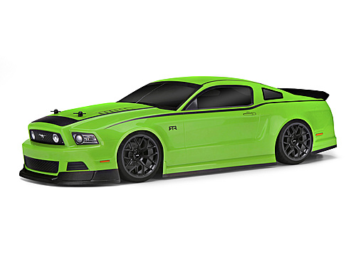 E10 RTR WITH 2014 FORD MUSTANG RTR BODY