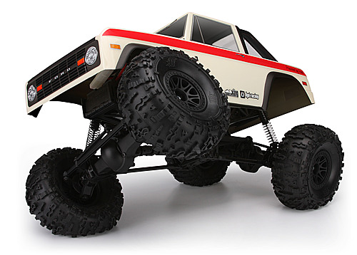 CRAWLER KING RTR WITH 1973 FORD BRONCO BODY