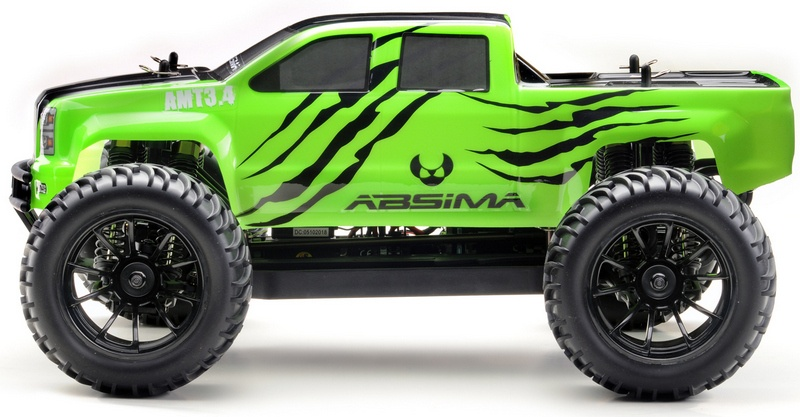 Absima AMT3.4 1/10 Electric Monster Truck