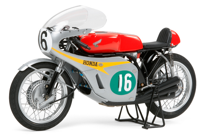 Tamiya 1/12 Honda RC166 50th Anniversary 14113