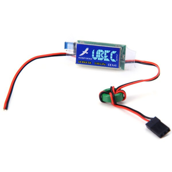 HobbyWing Switchable U-BEC 3A 5/6V