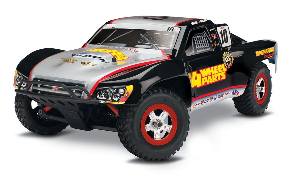 Traxxas 1/16 Slash XL2.5 4WD (TQ/7.2V/DC Chg)