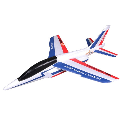 FMS 600MM FREE FLIGHT ALPHA GLIDER KIT
