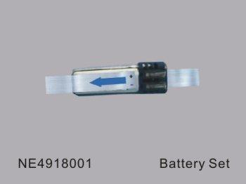 3.7v 120mAh 12C Li-Po - SoloPro