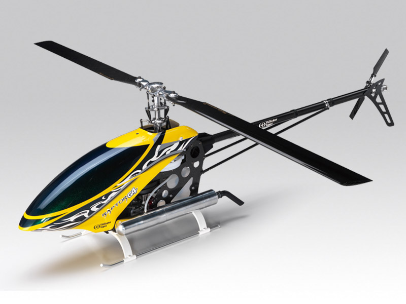 Raptor G4 Flybarless Kit
