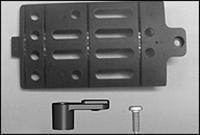Hubsan Lynx Battery Cover (H101 101F)