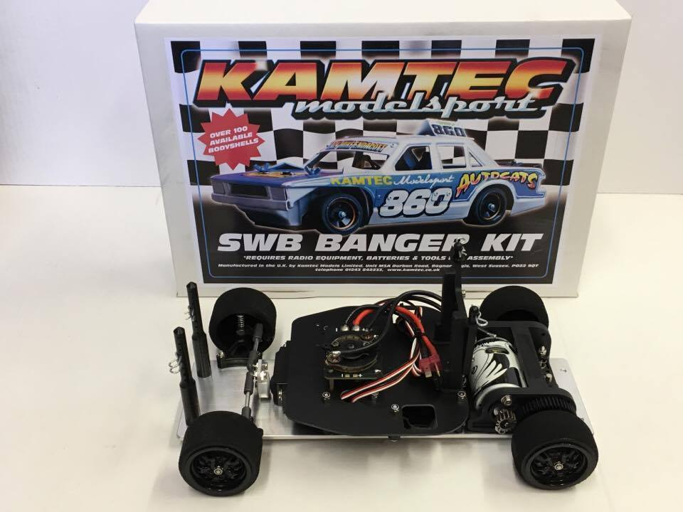 NEW Kamtec Banger Kit SWB V12 Kamtec Car