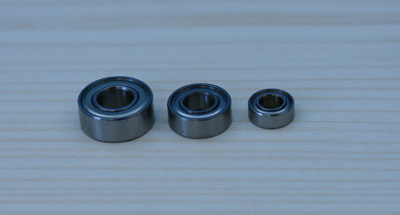 4 X 8 X 3mm ZZ Ball Bearing (1)
