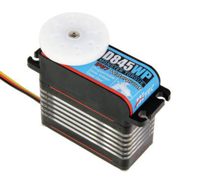 D845WP WV Waterproof Mega Scale Torque