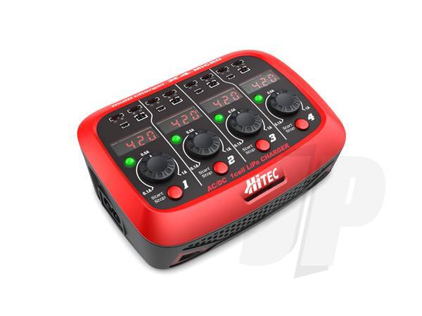 X4 Micro 1-Cell AC/DC Charger