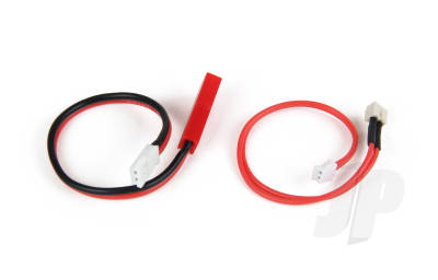 MX to E-Flite / JST Charger Adaptor leads (118334)