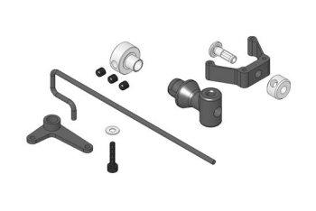 Tail rotor linkage set