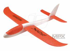 Multiplex Fox hand launched glider 214230 RED