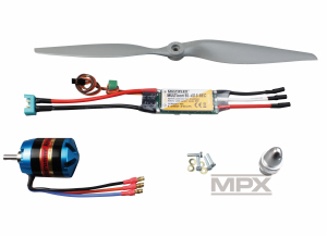 Multiplex Fun Cub Tuning set