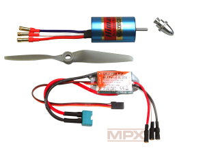 Himax A 2825-2700 Power Drive Set for FunJet 332630