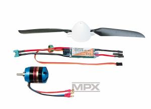 MPX CULARIS S-BEC POWER SET 332644