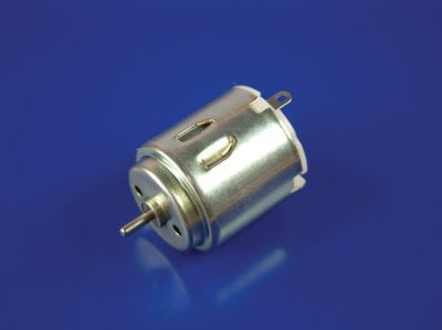 Expo Pack of 3 Miniature 3v MM 18 Motors A260-22