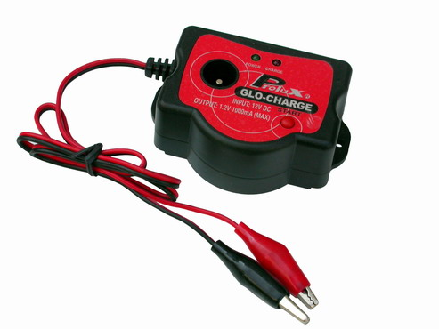 DC Glow Starter Charger