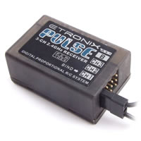 Etronix Pulse Ex3G 2.4Ghz Receiver For Et1000