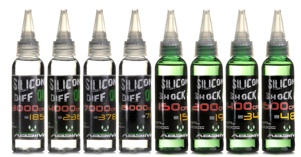 Absima Silicone Differential Oil 100000CPS