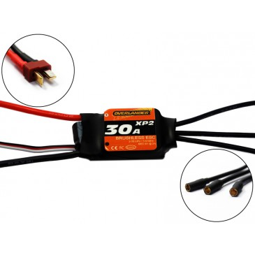 Overlander XP2 30A Brushless ESC - RTF Speed Controller
