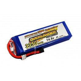 3350mAh 4S 14.8v 30C Supersport