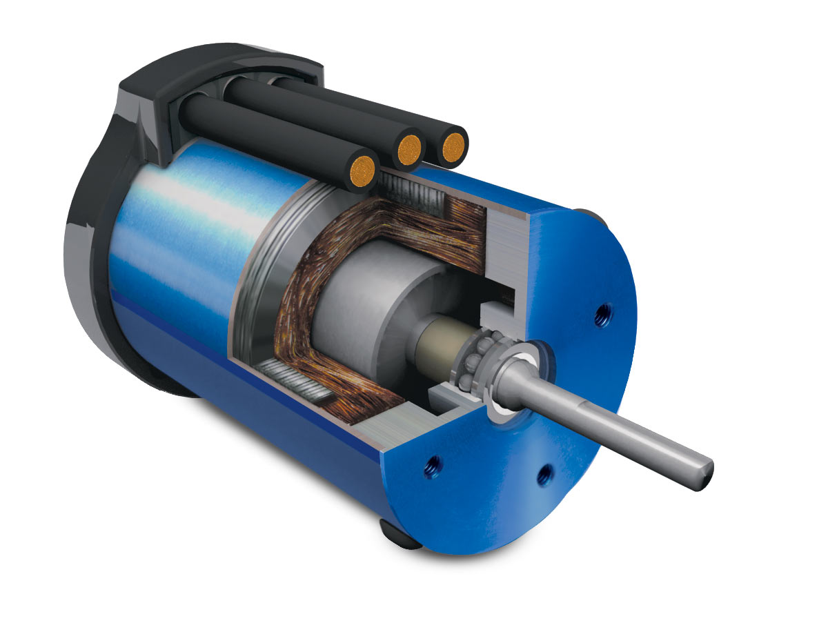 Velineon 3500KV Brushless Motor (12 gauge wire)