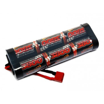 Battery Pack SubC 3800mah 7.2v Premium Sport Deans Connector
