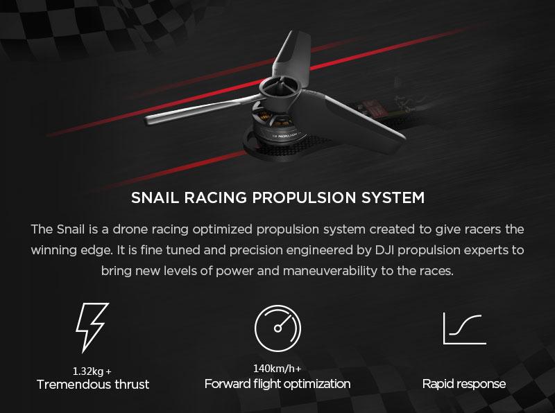 DJI Snail Racing Propulsion System