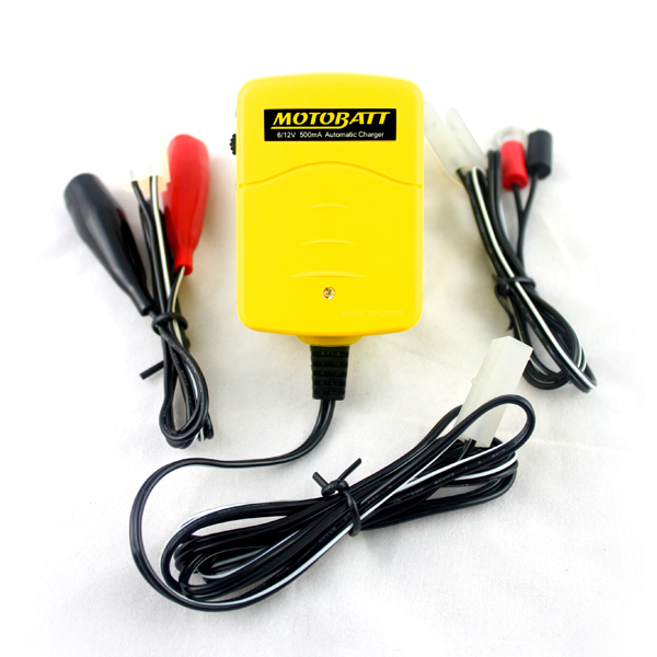 Motobatt 6V/12V Baby Boy - Battery Charger
