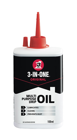 3in1 Multi- Purpose Drip Oil 100ml Flexi Can