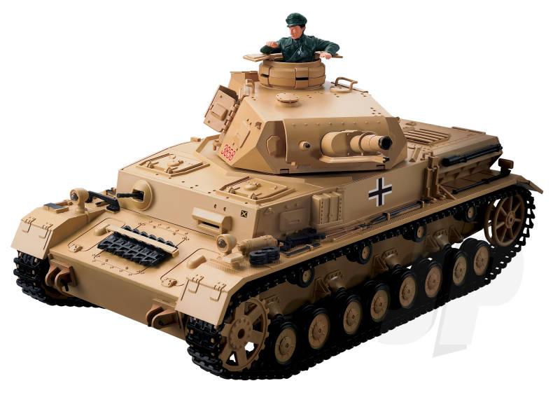 Panzer IV F1 Tank (Shooter)