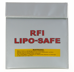 Fire Proof LiPo sack small