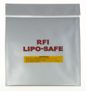 Large fire proof LiPo charging sack
