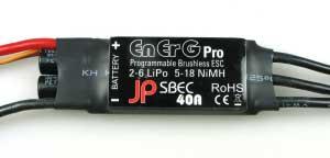 Energ Pro 40 SBEC ESC - 40A