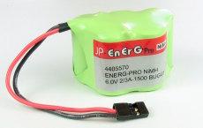 ENERG-PRO NiMH 6.0V 2/3A-1500 COMPACT