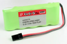 ENERG-PRO NiMH 6.0V 2/3A-1500 FLAT