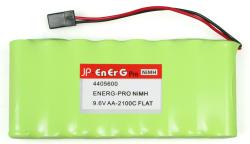 Energ-Pro NiMh 9.6v AA 2100 flat Tx pack