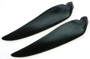 Folding Prop Blades 10x6  8mm Root Thickness