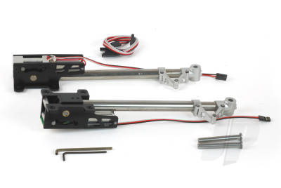 Electric Retracts 22-33cc Main Set And Legs (2)