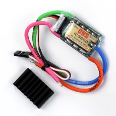 ICS-600 SPEED CONTROLLER